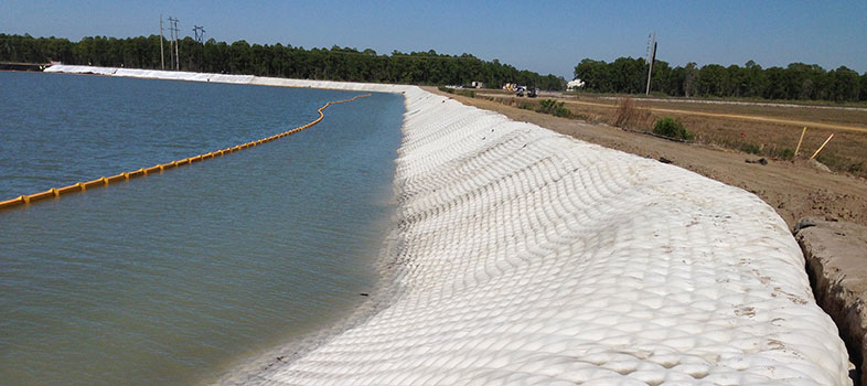 Hydrotex Fabric Formed Concrete Revetment Systems